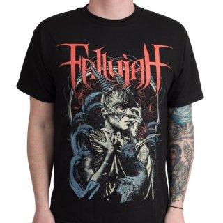 FALLUJAH Goddess Of Blasphemy, Tシャツ