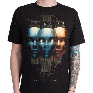 FALLUJAH 3 Masks, Tシャツ