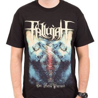 FALLUJAH The Flesh Prevails, Tシャツ
