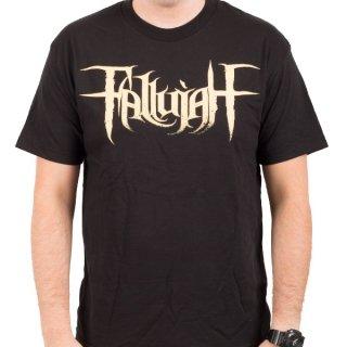 FALLUJAH Logo, Tシャツ