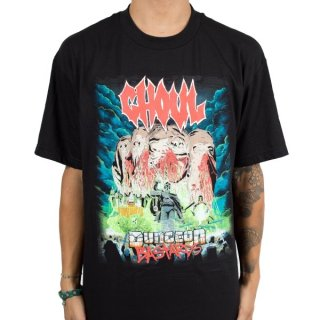 GHOUL Dungeon Bastards, Tシャツ