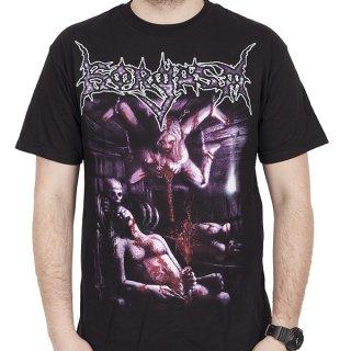 GORGASM Lacerated Masturbation, Tシャツ