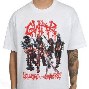 GWAR Scumdogs, Tシャツ