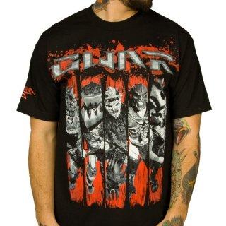 GWAR Band Of Blood, Tシャツ