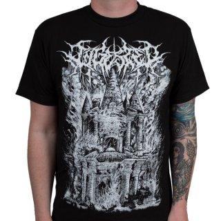 INGESTED Slam Metal, Tシャツ