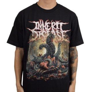 INHERIT DISEASE Ephemeral, Tシャツ