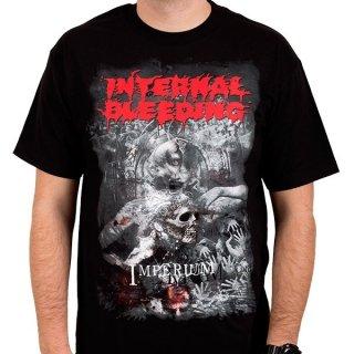 INTERNAL BLEEDING Imperium, Tシャツ
