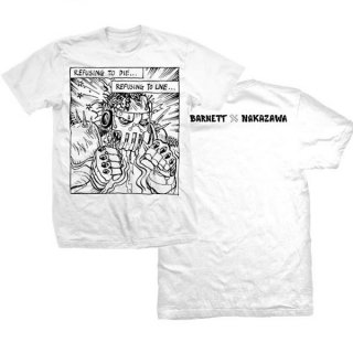 JOSH BARNETT Refusing to Die 2, Tシャツ