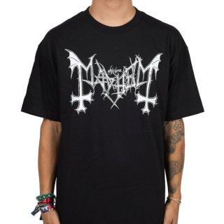 MAYHEM Logo, Tシャツ