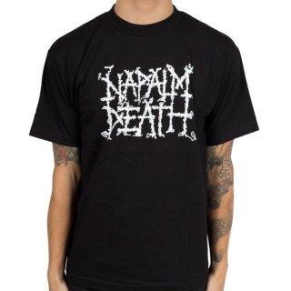 NAPALM DEATH Logo, Tシャツ