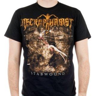 NECROPHAGIST Stabwound, Tシャツ