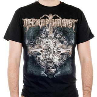 NECROPHAGIST Only Ash Remains, Tシャツ