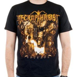 NECROPHAGIST Epitaph, Tシャツ