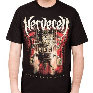 NERVECELL Psychogenocide, Tシャツ