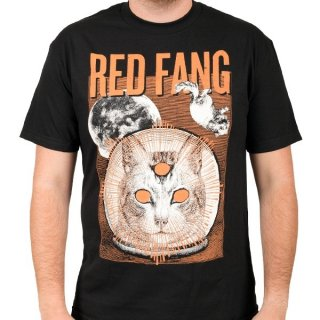 RED FANG Space Cat, Tシャツ