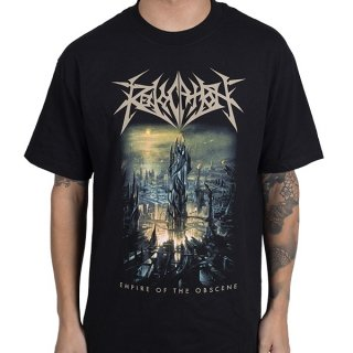 REVOCATION Empire of the Obscene, Tシャツ