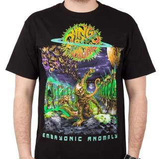 RINGS OF SATURN Embryonic Anomaly, Tシャツ