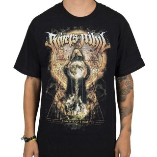 RIVERS OF NIHIL Sand Baptism, Tシャツ