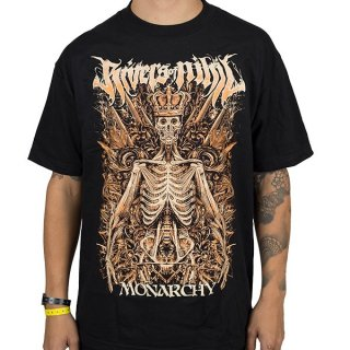 RIVERS OF NIHIL Monarchy, Tシャツ