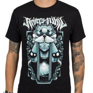 RIVERS OF NIHIL The Monarch, Tシャツ