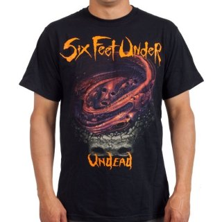 SIX FEET UNDER Cover, Tシャツ