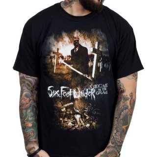SIX FEET UNDER A Decade In The Grave, Tシャツ