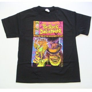 THE BLACK DAHLIA MURDER Trick Or Treat, Tシャツ