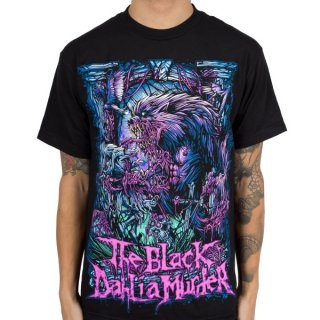 THE BLACK DAHLIA MURDER Wolfman, Tシャツ