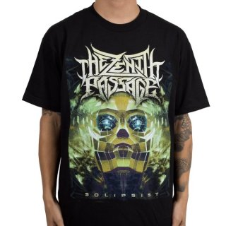 THE ZENITH PASSAGE Digital Mirror Face, Tシャツ