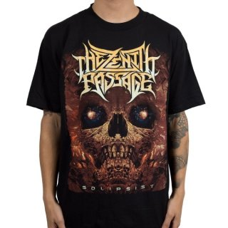 THE ZENITH PASSAGE Flesh Mirror Face, Tシャツ