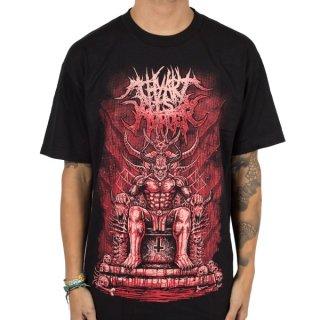 THY ART IS MURDER King Of Hell, Tシャツ