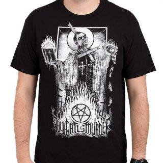 THY ART IS MURDER Evil Priest, Tシャツ