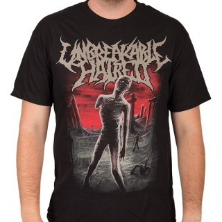 UNBREAKABLE HATRED Ruins, Tシャツ