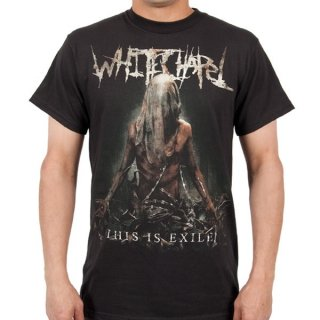 WHITECHAPEL This Is Exile, Tシャツ