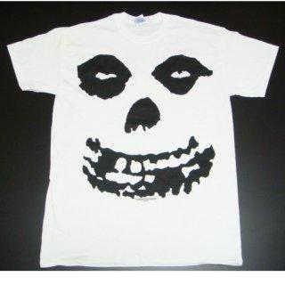 MISFITS Face WHT, Tシャツ