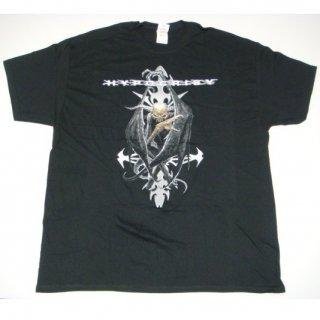 HYPOCRISY Evil Cross New Logo, Tシャツ