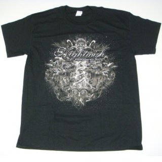 NIGHTWISH North America 2015 B/W, Tシャツ