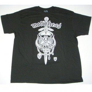 MOTORHEAD Hiro Dagger Crest, Tシャツ