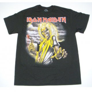 IRON MAIDEN Killers, Tシャツ