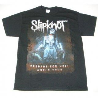 SLIPKNOT Admat Prepare For Hell, Tシャツ