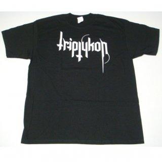 TRIPTYKON Logo White, Tシャツ