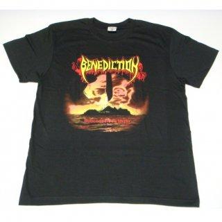 BENEDICTION Subconscious Terror, Tシャツ