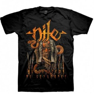 NILE Black Seeds Of Vengeance, Tシャツ