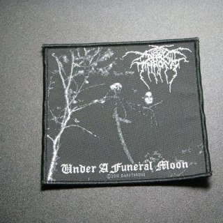 DARK THRONE Under a Funeral Moon, パッチ