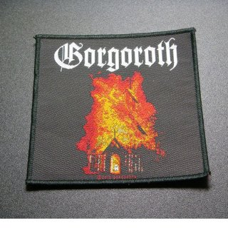 GORGOROTH Fire, パッチ