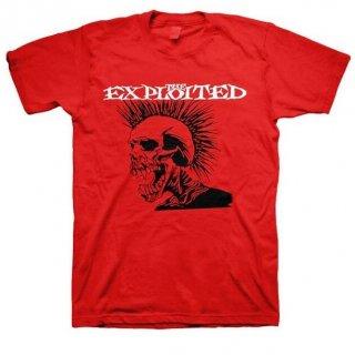 THE EXPLOITED Skull Logo, Tシャツ