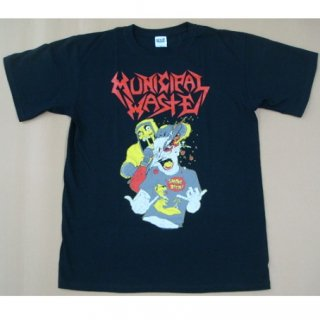 MUNICIPAL WASTE Smoke Beer, Tシャツ