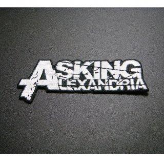 ASKING ALEXANDRIA Logo, パッチ