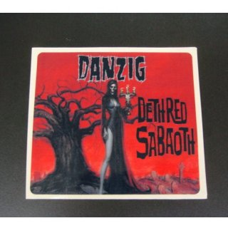 DANZIG Deth Red Sabaoth, ステッカー