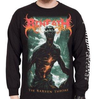 BENEATH The Barren Throne, ロングTシャツ